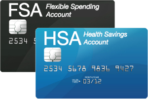 We now accept HSAs and FSAs!